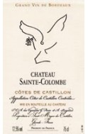 CHATEAU SAINTE COLOMBE 2001