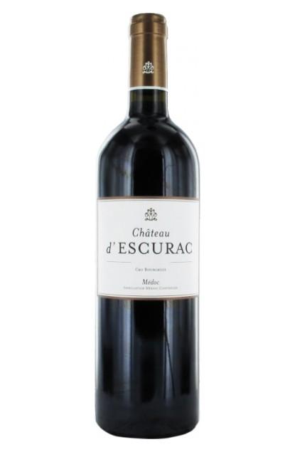 CHATEAU D'ESCURAC 2002
