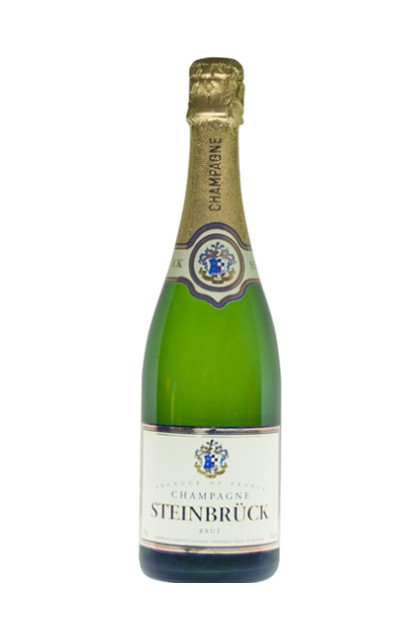Champagner Steinbrück Brut